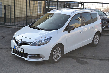 Renault Scénic GRAND 1.5dCi- 81KW  LIMITED- 7 MÍST - AK579 - 4827