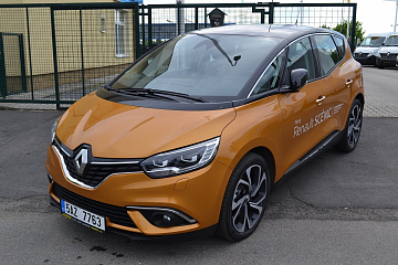 Renault Scénic 1,2 TCe 130k Intens Energy - AK651 - 4899