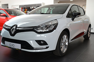 Renault Clio 0,9 TCe 66kW / 90k - Limited - AK687 - 4935