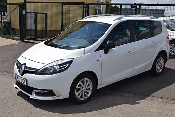 Renault Scénic GRAND 1.6dCi - 96KW  LIMITED - AK712 - 4960