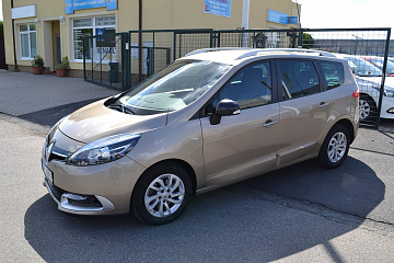 Renault Scénic GRAND 1.6dCi - 96KW  LIMITED - AK773 - 5021