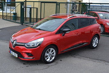 Renault Clio GRANDTOUR  0.9TCE - 66KW/90k   LIMITED - AK795 - 5043