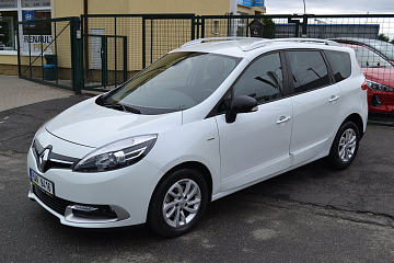 Renault Scénic GRAND 1.5dCi- 81KW  LIMITED - AK802 - 5050