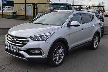 Hyundai Santa Fe 2.2CRDi-147KW EXECUTIVE TECHNOLOGY PANORAMA - AK864 - 5112