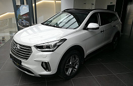 Nový vůz Hyundai Santa Fe GRAND 2.2CRDi-147KW LUXURY EXECUTIVE PANORAMA - AK991 - 5239
