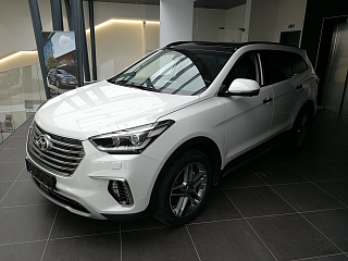 Hyundai Santa Fe GRAND 2.2CRDi-147KW LUXURY EXECUTIVE PANORAMA - AK991 - 5239