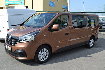 Renault Trafic Energy dCi 145 Twin Turbo L2H1P2 Cool - AK1085 - 5333