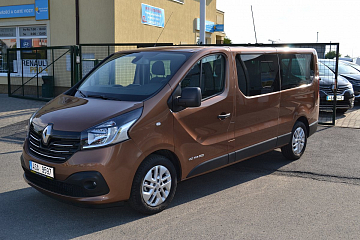 Renault Trafic Energy dCi 145 Twin Turbo L2H1P2 Cool - AK1087 - 5335