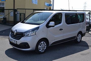 Renault Trafic Energy dCi 145 Twin Turbo - 8 MÍST Cool - AK1113 - 5361