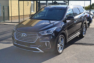 Předváděcí vůz Hyundai Santa Fe GRAND 2.2CRDi-147KW EXECUTIVE TECHNOLOGY - AK1142 - 5390