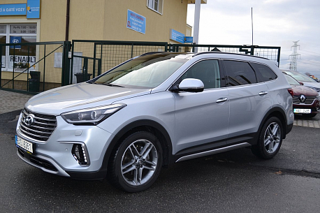 Předváděcí vůz Hyundai Santa Fe GRAND 2.2CRDi-147KW EXECUTIVE TECHNOLOGY - AK1323 - 5571