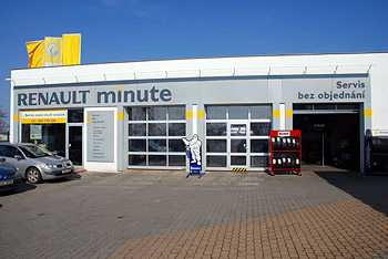 MINUTE SERVIS