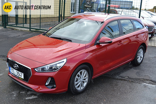 Hyundai i30 WG 1.0T-GDI  KOMFORT + WINTER PACKET