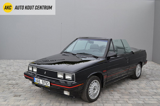 Renault Alliance 2.0i -71KW ALLIANCE CABRIO
