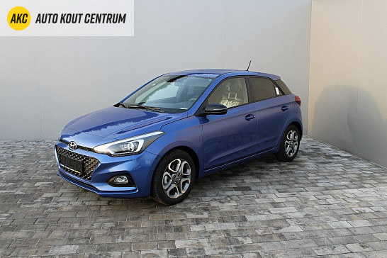 Hyundai i20 I20 20 5D 1,2I LP SMART WINTER