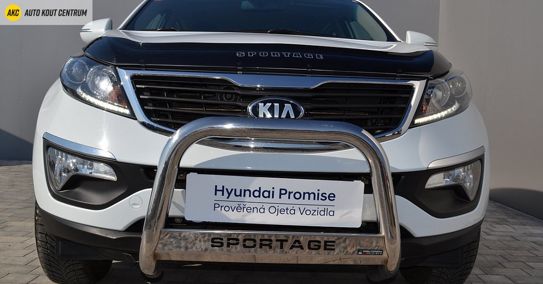 Kia Sportage 1.6GDI EXCLUSIVE