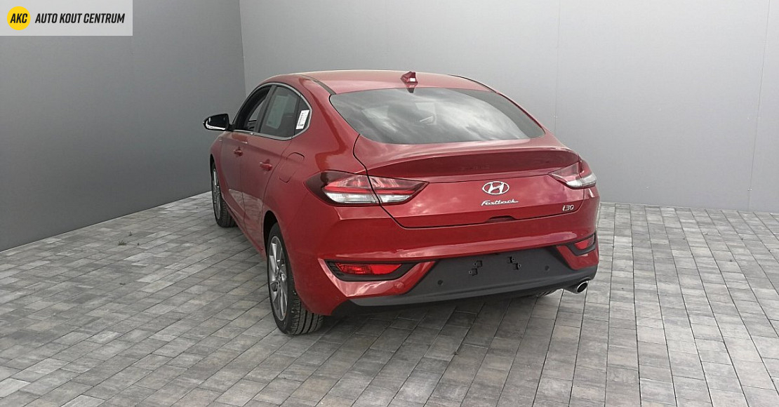 Hyundai i30 20 FB 1,4 T-GDI DCT ALL INCLUSIVE