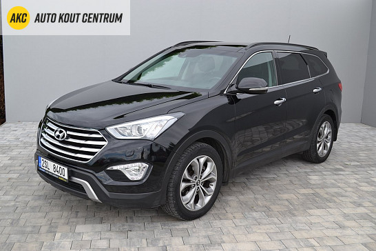 Hyundai Santa Fe GRAND 2.2CRDi-145KW LUXURY EXECUTIVE