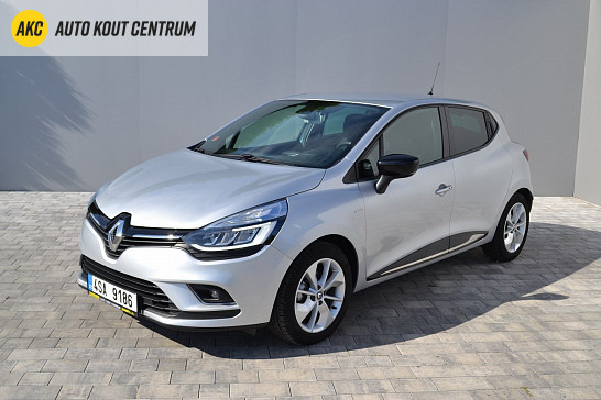 Renault Clio 0,9 TCe 66kW / 90kLimited