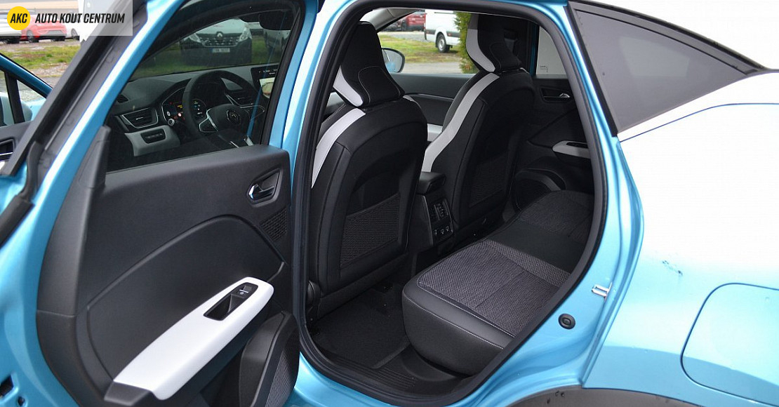 Renault Captur Intens E-TECH Plug-in 160