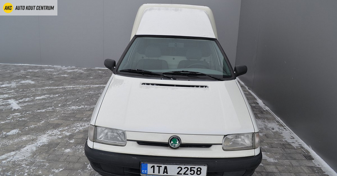 Škoda Felicia Pick-Up 1.9D AIR DESIGN