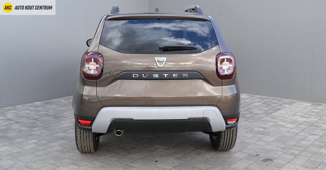Dacia Duster Comfort TCe 90