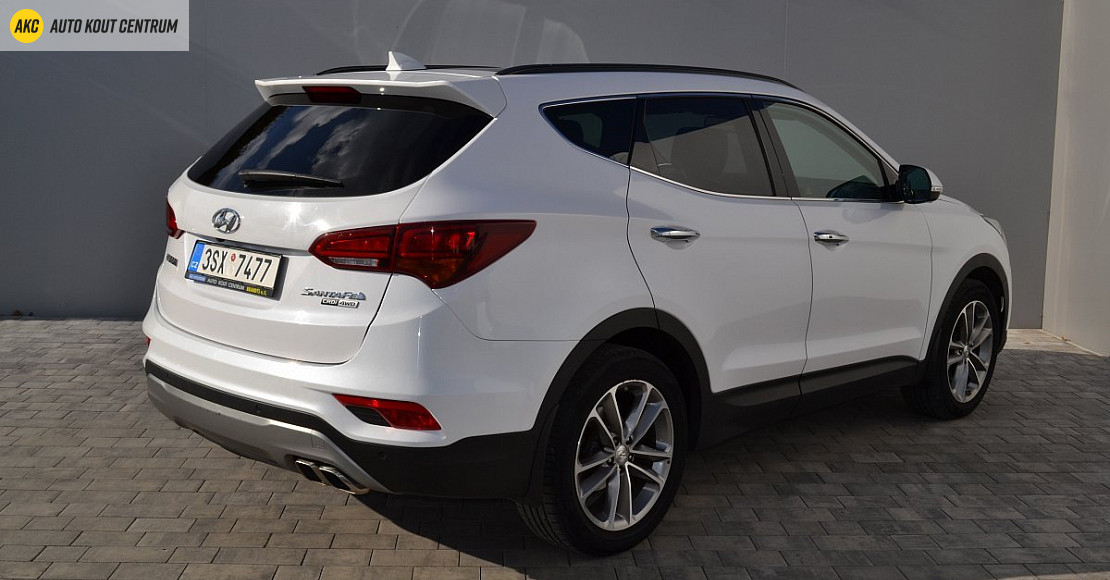 Hyundai Santa Fe 2.2CRDi-147KW EXECUTIVE TECHNOLOGY PANORAMA